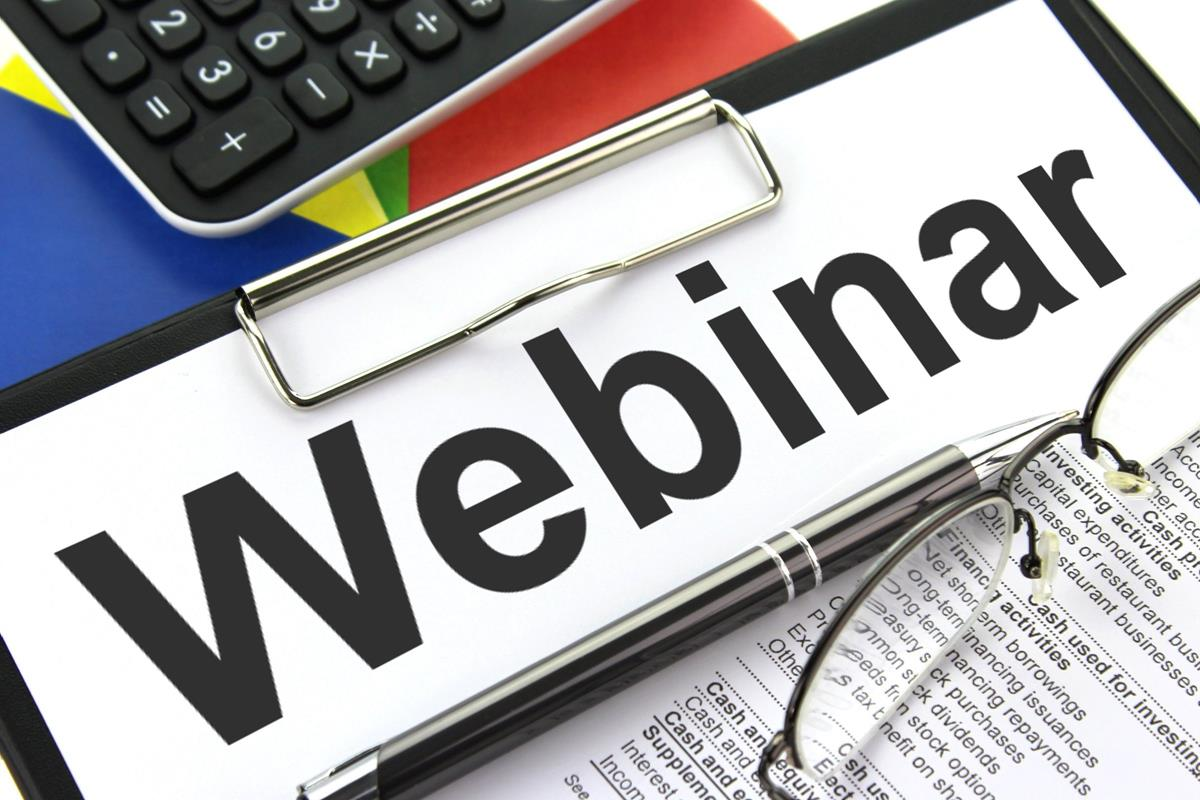 SBI Foundation Event - Webinar on Online SBI for Visually Impaired Persons