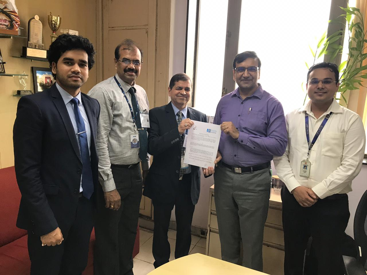 SBI Foundation New -SBI Foundation signed MOU with RBI Academy