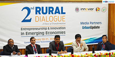 SBI Foundation Media - MD&CEO, SBI Foundation joined 2nd Rural Dialogue at IIT Guwahati
