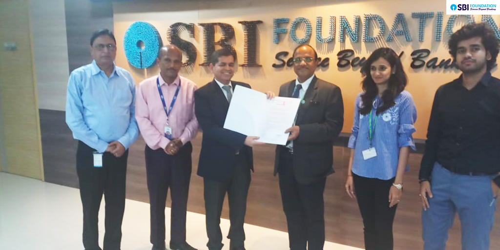 SBI Foundation New -SBI Foundation and Corporation Bank