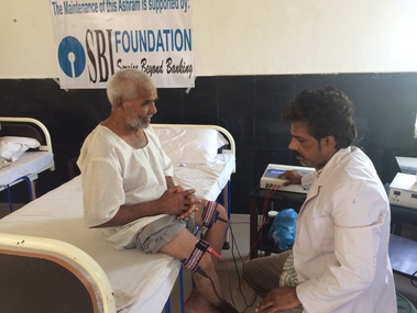 SBI Foundation Project - Care for Senior Citizens