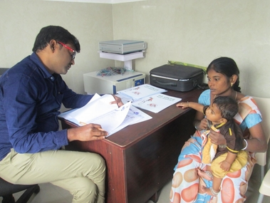 SBI Foundation Project - SBI Shishu Raksha