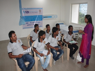 SBI Foundation Project - SBI Kaushal Vikas