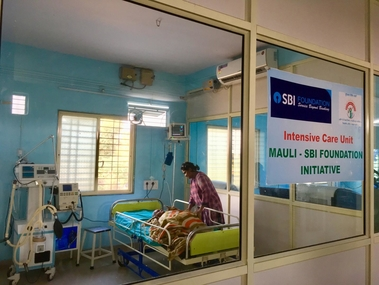 SBI Foundation Project - Mauli Seva Pratishthan