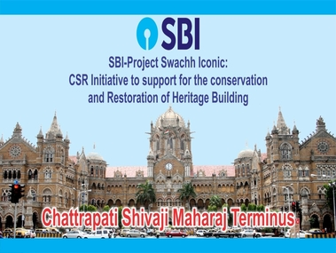 SBI Foundation Project - SBI - Swachch Iconic CST
