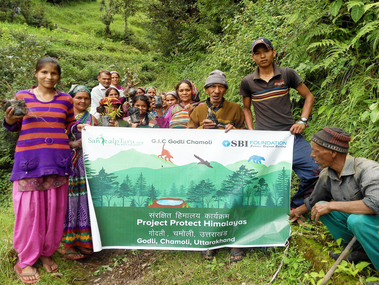 SBI Foundation Project - Protect Himalayas
